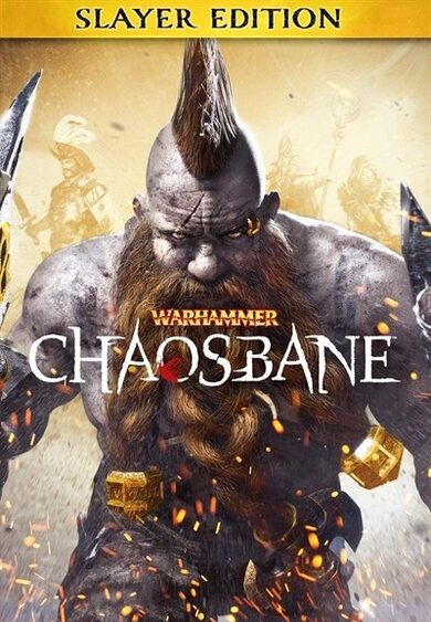 Warhammer: Chaosbane (Slayer Edition) Steam Key GLOBAL
