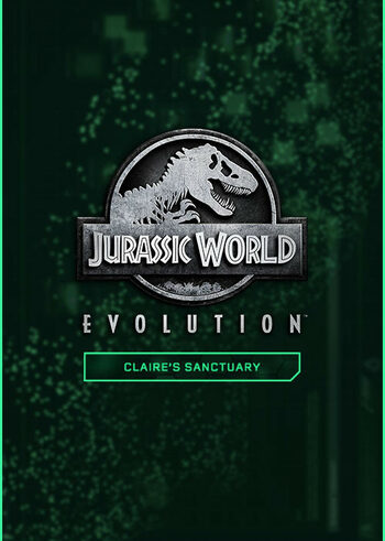 Jurassic World Evolution - Claire's Sanctuary (DLC) Steam Key GLOBAL