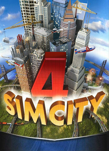 SimCity 4 (Deluxe Edition) Steam Key GLOBAL