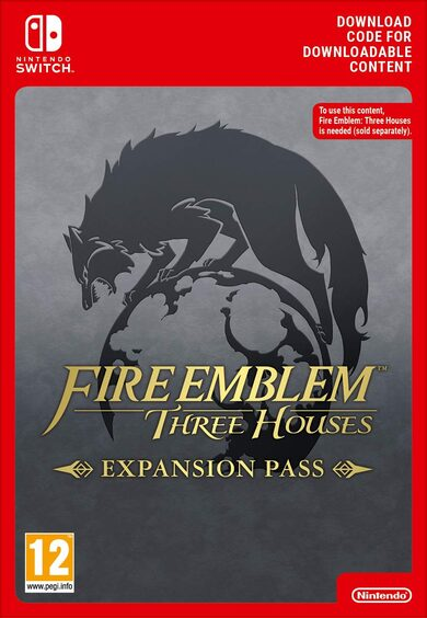Fire Emblem: Three Houses Expansion Pass (Nintendo Switch) eShop Key EUROPE