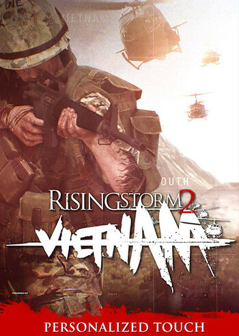 Rising Storm 2: Vietnam - Personalized Touch (DLC) Steam Key GLOBAL