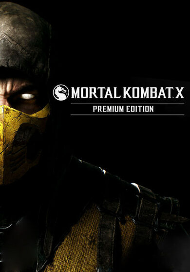 Mortal Kombat X (Premium Edition) Steam Key GLOBAL