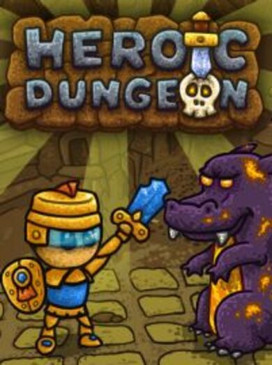 Heroic Dungeon Steam Key GLOBAL