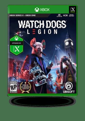 Watch Dogs Legion Xbox Series X