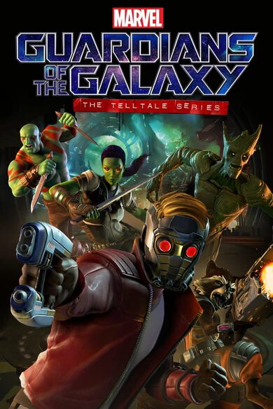 Marvel's Guardians of the Galaxy: The Telltale Series Steam Key GLOBAL
