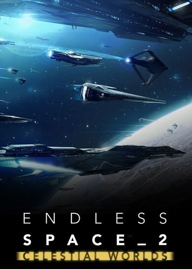 Endless Space 2 - Celestial Worlds (DLC) Steam Key GLOBAL
