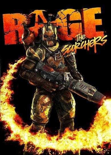 Rage - The Scorchers™ (DLC) Steam Key EUROPE
