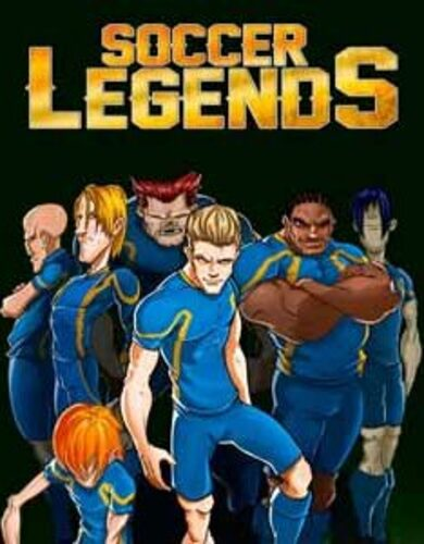 Soccer Legends Steam Key GLOBAL