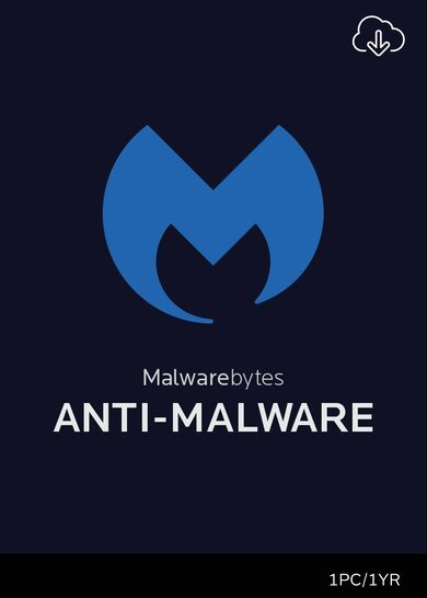 Malwarebytes Anti-Malware PREMIUM - 1 Device - 1 Year Key Global