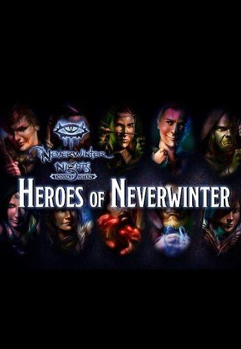 Neverwinter Nights: Heroes of Neverwinter (DLC) Steam Key GLOBAL
