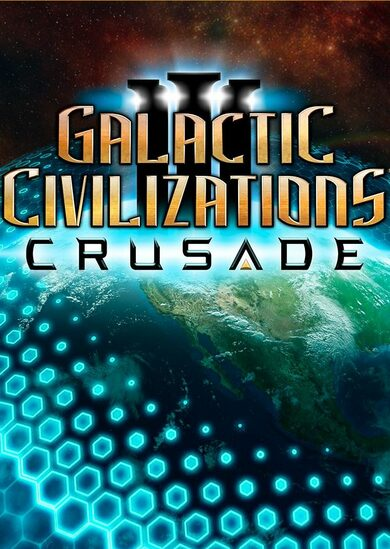 Galactic Civilizations III: Crusade Expansion Pack (DLC) Steam Key GLOBAL