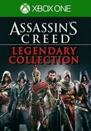 Assassin's Creed Legendary Collection (Xbox One) Xbox Live Key UNITED STATES