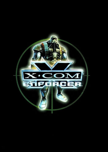 X-Com: Enforcer Steam Key EUROPE