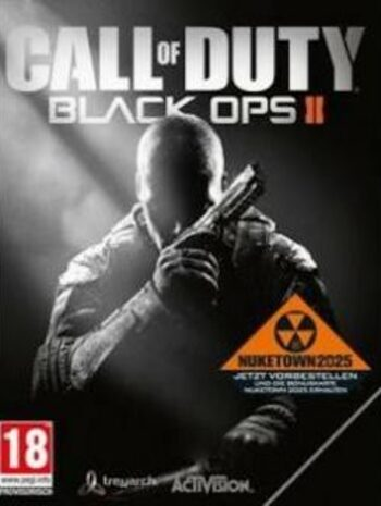 Call of Duty: Black Ops II + Nuketown Steam Key EUROPE