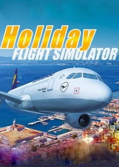 Urlaubsflug Simulator – Holiday Flight Simulator Steam Key GLOBAL