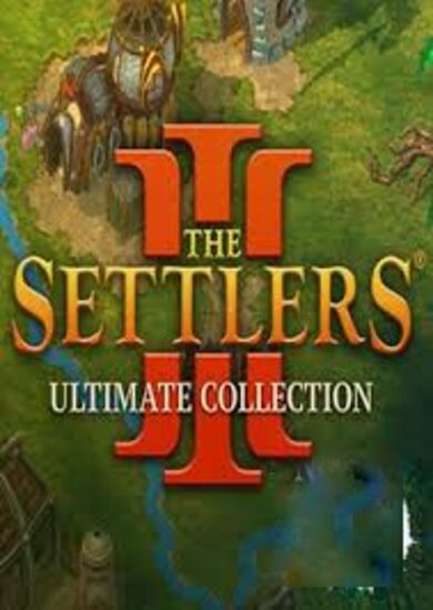 The Settlers 3: Ultimate Collection GOG.com Key GLOBAL