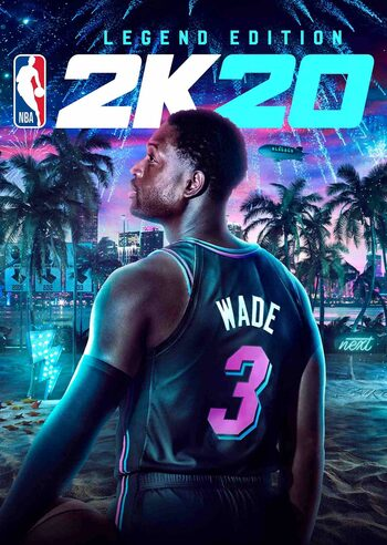 NBA 2K20 (Legend Edition) Steam Key GLOBAL
