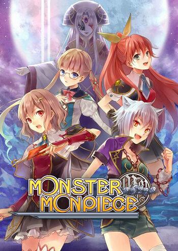 Monster Monpiece Steam Key GLOBAL
