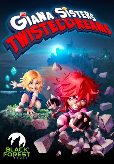 HandyGames, Black Forest Games / Giana Sisters: Twisted Dreams Steam Key GLOBAL