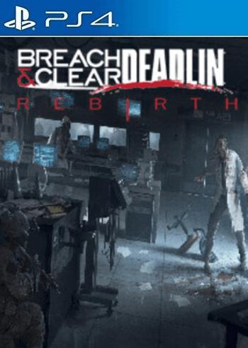 Breach & Clear: Deadline Rebirth (PS4) PSN Key UNITED STATES