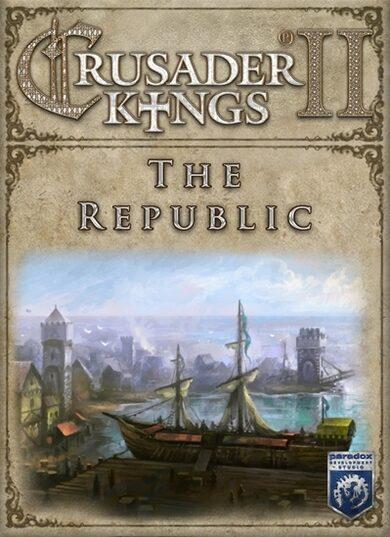 Crusader Kings II - The Republic (DLC) Steam Key GLOBAL