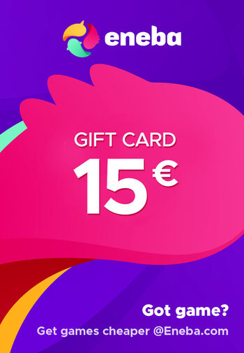 Eneba Gift Card 15 EUR GLOBAL