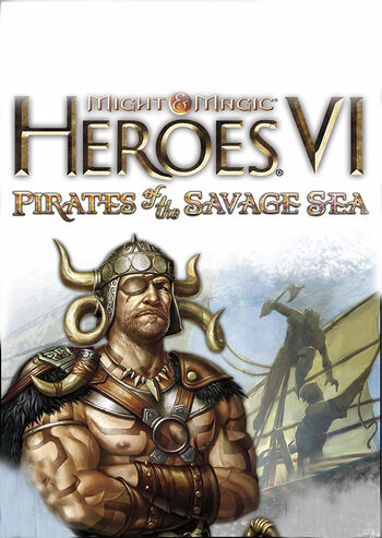 Might & Magic: Heroes VI - Pirates of Savage Sea (DLC) Uplay Key GLOBAL