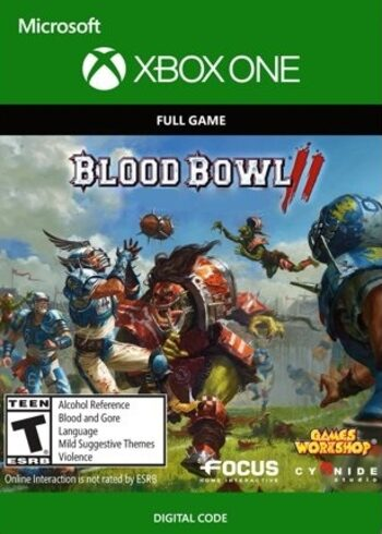 Blood Bowl 2 (Xbox One) Xbox Live Key UNITED STATES