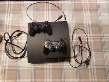 PlayStation 3, Black, 500GB