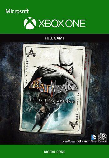 Batman: Return to Arkham (Xbox One) Xbox Live Key UNITED STATES