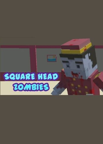 Square Head Zombies Steam Key GLOBAL