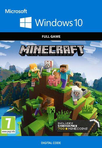 Minecraft Starter Collection - Windows 10 Store Key GLOBAL