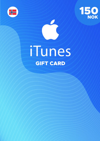 Apple iTunes Gift Card 150 NOK iTunes Key NORWAY