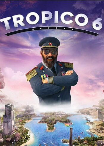 Tropico 6 Steam Key EUROPA