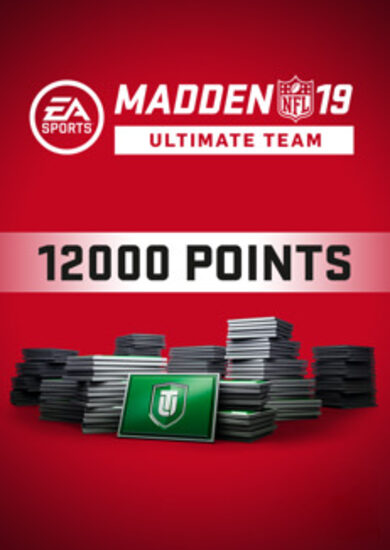 Madden NFL 19 Ultimate Team 12000 Points Origin Key GLOBAL