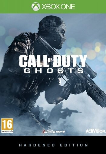 Call of Duty: Ghosts Digital Hardened Edition XBOX LIVE Key EUROPE