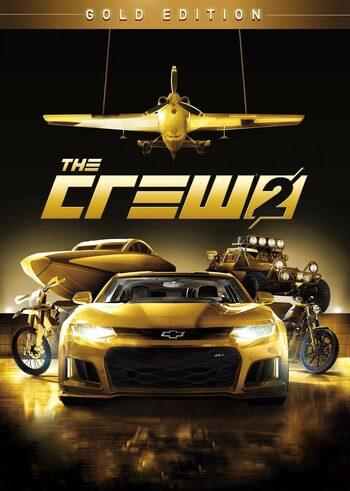 The Crew 2 Gold Edition Uplay Key EMEA