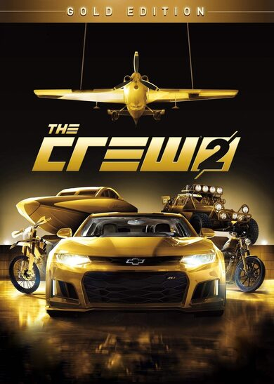 The Crew 2 Gold Edition Uplay Key EMEA
