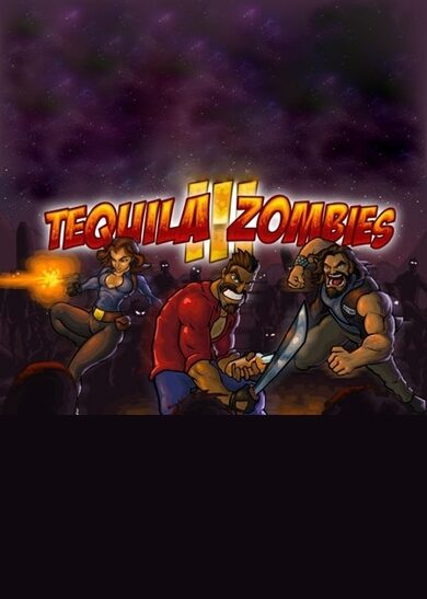 Tequila Zombies 3 Steam Key GLOBAL