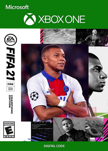 FIFA 21 Champions Edition (Xbox One) Xbox Live Key EUROPE