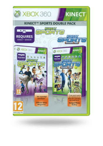 Kinect Sports Double Pack Xbox 360