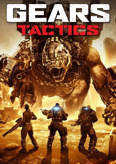 Gears Tactics Steam Key GLOBAL