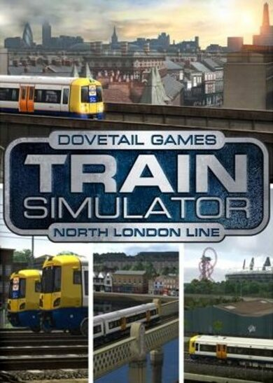 Train Simulator - North London Line Route Add-On (DLC) Steam Key EUROPE