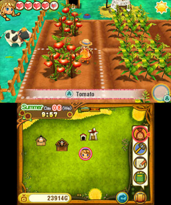 Story of Seasons: Trio of Towns Nintendo 3DS