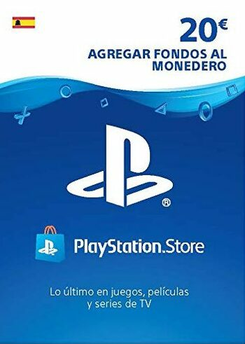 PlayStation Network Card 20 EUR (ES) PSN Key SPAIN