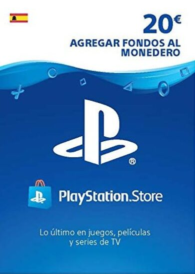 PlayStation Network Card 20 EUR (ES) ESPAÑA