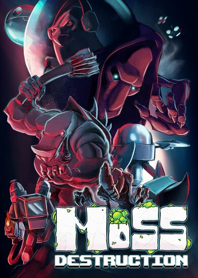 Moss Destruction Steam Key GLOBAL
