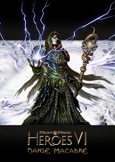 Might & Magic: Heroes VI - Danse Macabre (DLC) Uplay Key GLOBAL