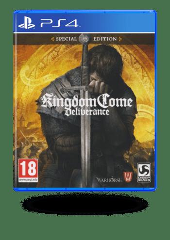 Kingdom Come: Deliverance Special Edition PlayStation 4