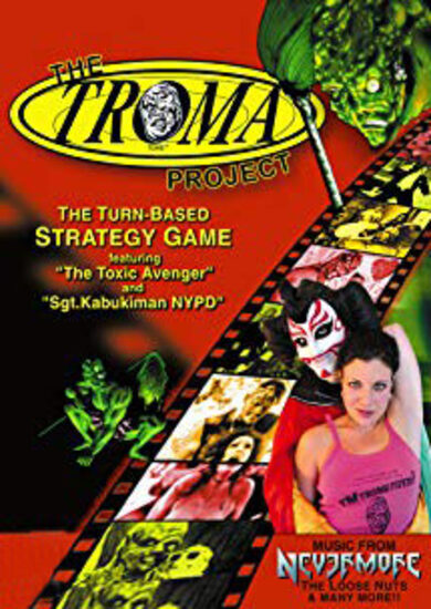 The Troma Project Steam Key GLOBAL